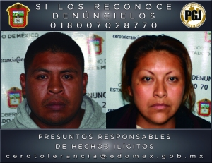 Dos detenidos