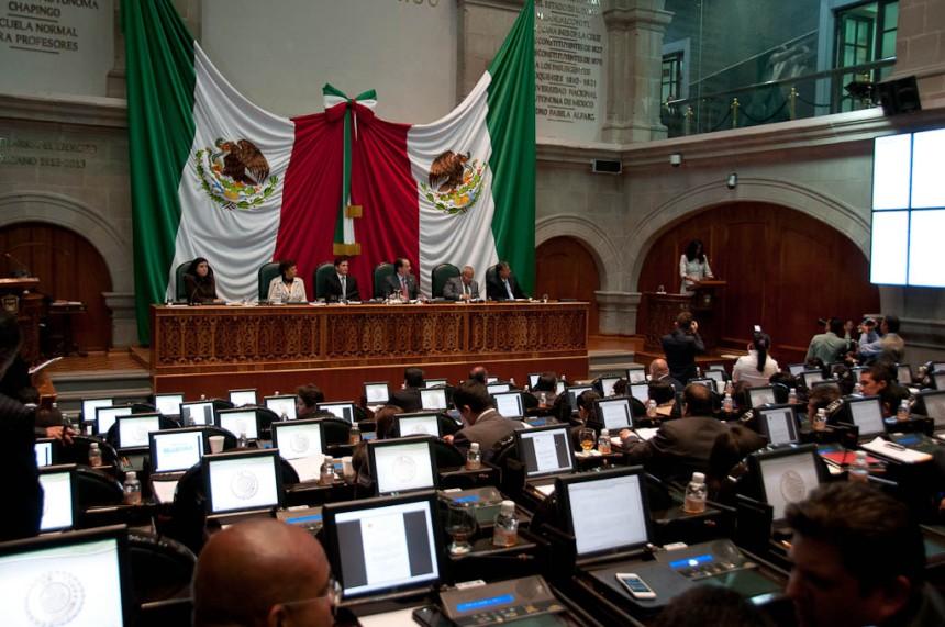 En sesión Extraordinaria la Nueva  Directiva de la Cámara de Diputados