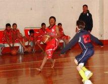 Llegarán a Tlalmanalco los niños triquis de baloncesto