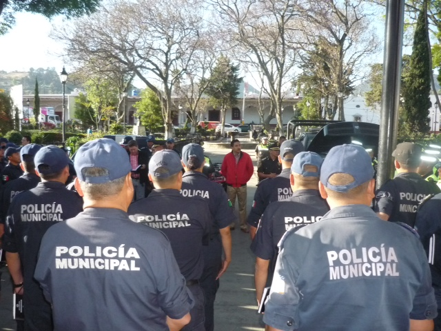Tendrá los elementos de seguridad pública de  Tlalmanalco, su Centro de Mando
