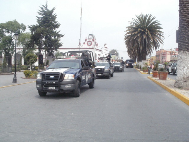 Blindarán los parajes turisticos de Tlalmanalco.