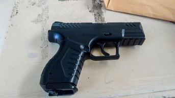 Réplica de arma de fuego