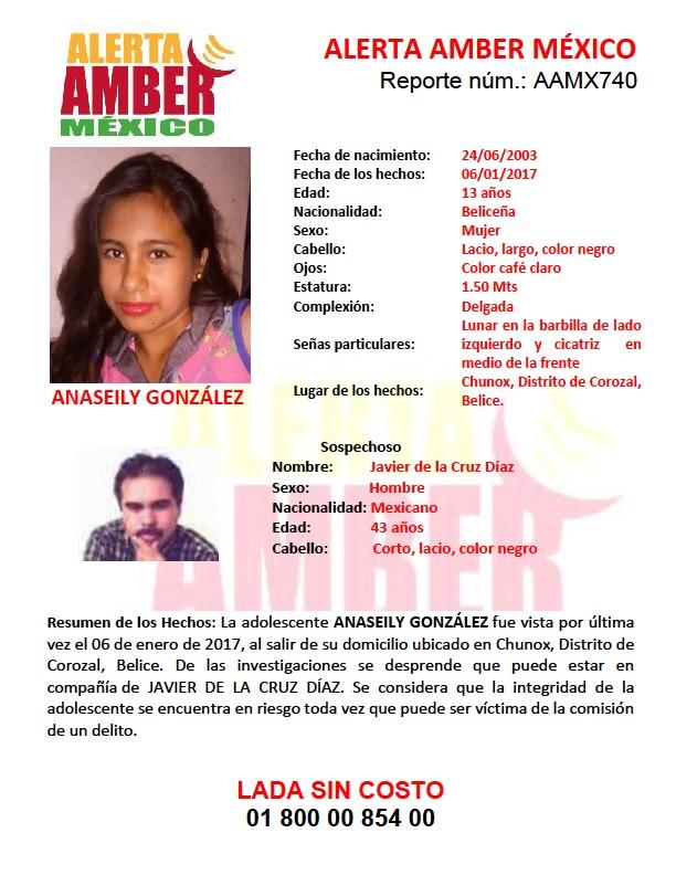 alerta-amber-anaseily-gonzalez-bz