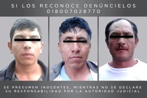 DETENIDOS MELCHOR OCAMPO