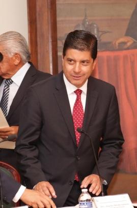 Alejandro Méndez, secretario del Ayuntamiento