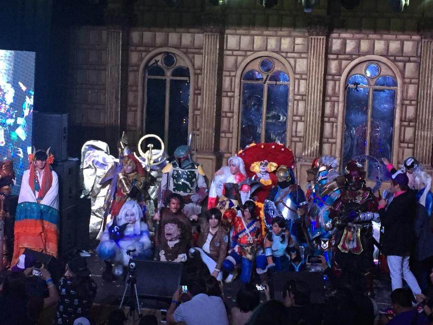 CNC_Los 13 participantes de la final